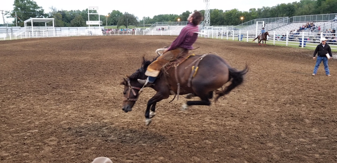 2018 Coffeyville Interstate Fair Ranch Rodeo Results
