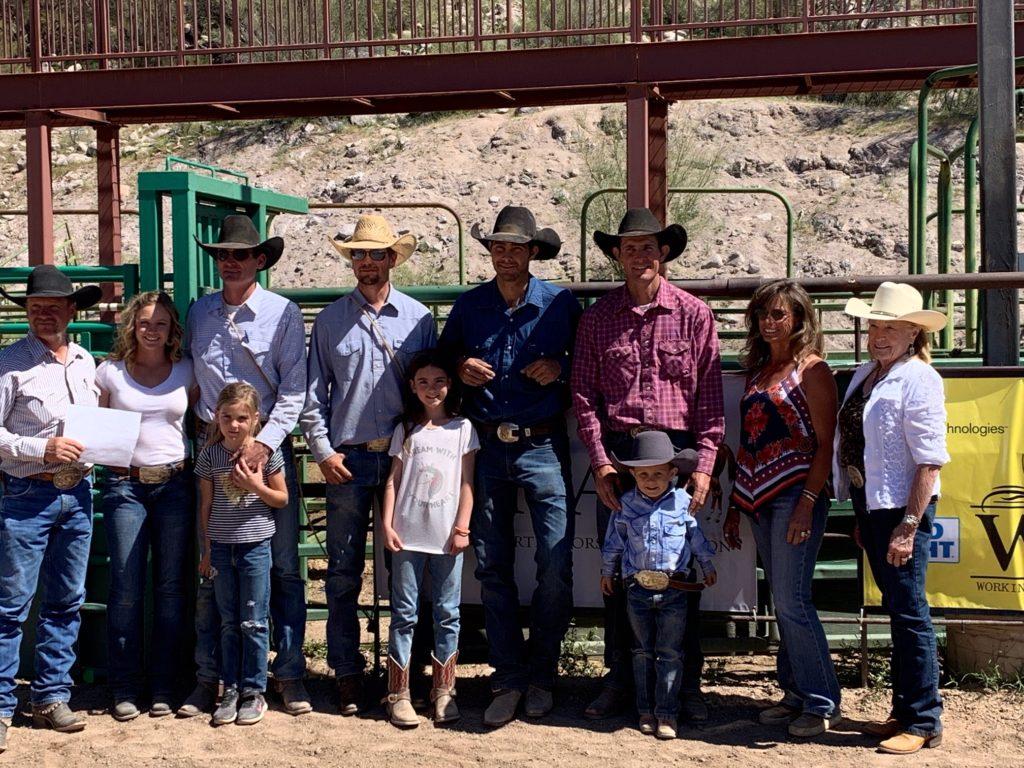 2019 Lowell Goemmer Memorial Ranch Rodeo Wickenburg Az