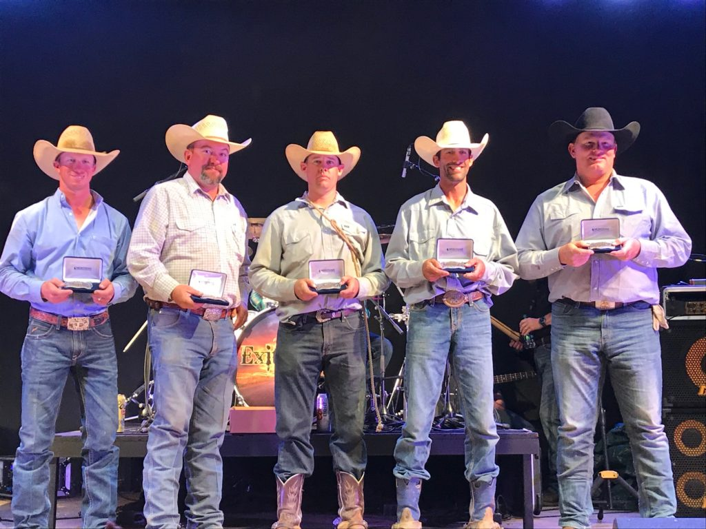 Results 2019 Ride For The Brand Ranch Rodeo