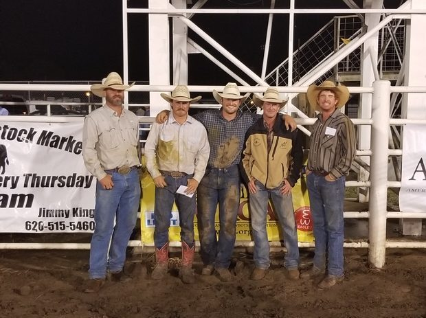 Results 2019 Interstate Fair Amp Ranch Rodeo