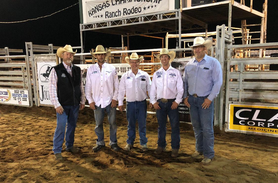 Results 2019 Kansas Championship Ranch Rodeo